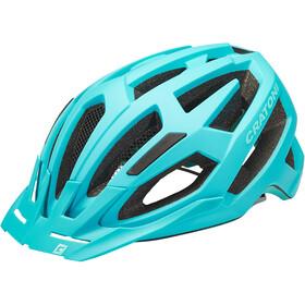 Cratoni C-Flash MTB Helm, turquoise